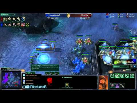 Pro Starcraft 2: WhiteRa vs LavaWhistler (PvZ) Carrier Special Tactics!