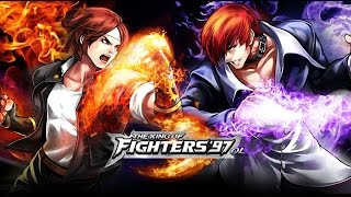 The King of Fighters 97 OL Gameplay Trailer