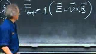 Lec 11: Magnetic field and Lorentz Force | 8.02 Electricity and Magnetism (Walter Lewin)
