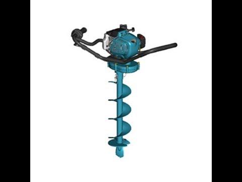 Makita - Perfurador de Solo à Gasolina PE3450HG