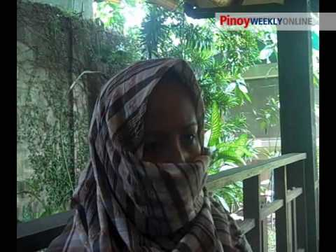 Testimony of Aliyah OFW rape survivor