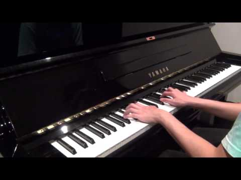 Adele - Someone Like You (piano solo)