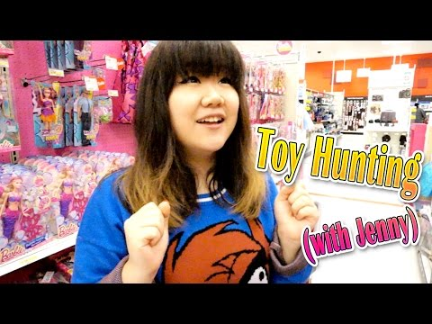 Toy Hunting (with Jenny) - Play-doh, My Little Pony, Shopkins, Adventure Time And More! video