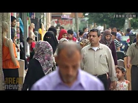 Refugees from Syria in Gaza Divided Over Assad