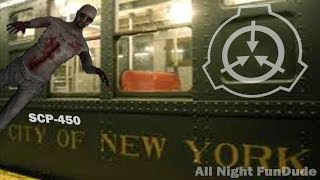 Todos los SCP | Episodio #3 (All Night FunDude)