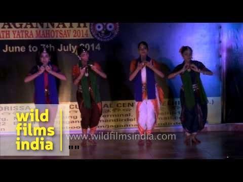 Sambalpuri - Folk dance of Odisha