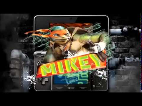 Nintendo 3DS   Teenage Mutant Ninja Turtles