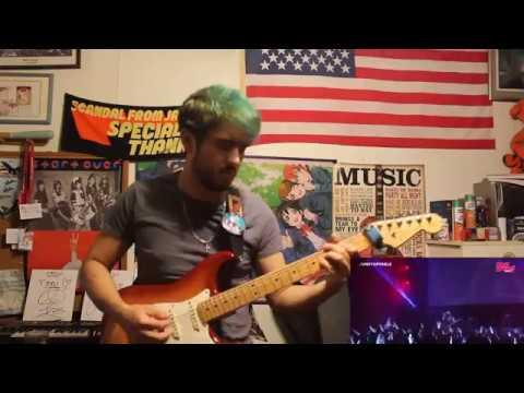 【RAISE A SUILEN】「UNSTOPPABLE」Guitar Cover