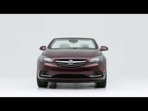 2018 Buick Cascada Video