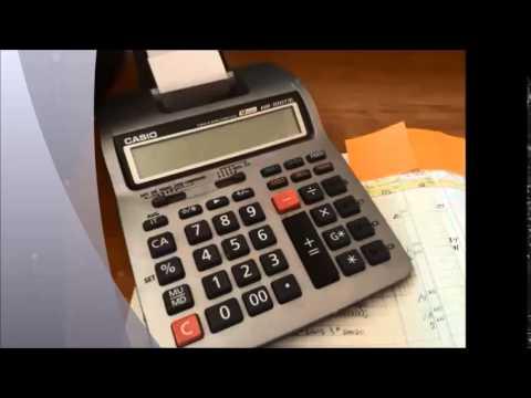 how to use adding machine