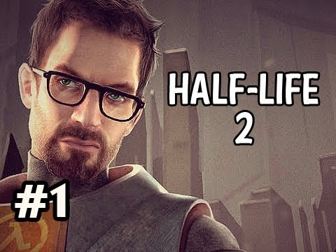 Half-Life 2 Synergy w/Nova, Kootra & Ze Ep.1: We Throw Stuff...A lot