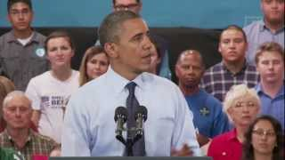 President Obama: &#8220;Don&#8217;t BooVote!&#8221; &#8211; Las Vegas, Nevada