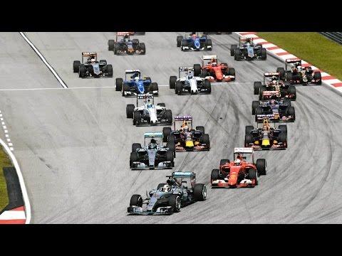 Lets Talk F1 2015: Malaysian Grand Prix (Aerodynamics Analysis)