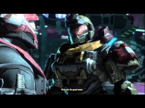 Halo: Reach - The Death of Jorge-052 HD