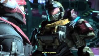Halo: Reach - The Death of Jorge-052 HD