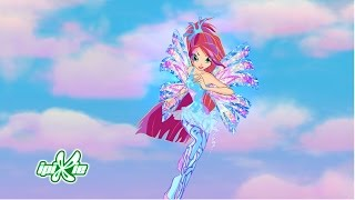 Nickelodeon HD advertisement for Winx Club Season 6 (Promo)