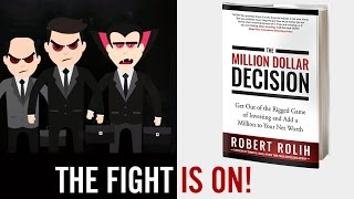The Million Dollar Decision by Robert Rolih: Official Book Trailer