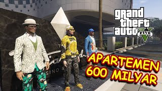ROOM TOUR APARTEMEN !! - GTA 5 Indonesia New Update