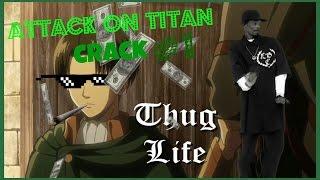 Attack On Titan Crack #1