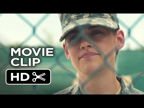 Camp X-Ray Movie CLIP - Rules (2014) - Kristen Stewart Movie HD