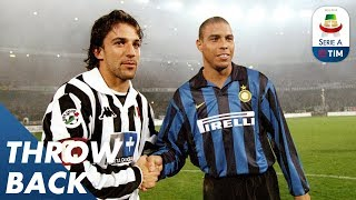Juventus v Inter - Classic Matches | Throwback | Serie A