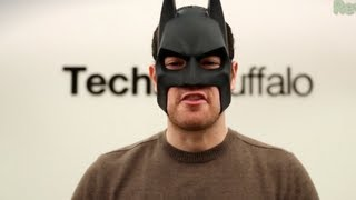 Ask the Buffalo_  Batman, Microsoft Surface, & Where Our Gadgets Come From!