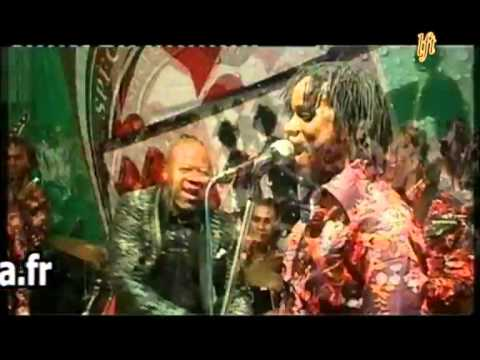 PAPA WEMBA : CONCERT NOTRE PRE RUMBA A KINSHASA