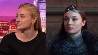 Did Sophie Turner Reveal 'Game of Thrones' Ending?