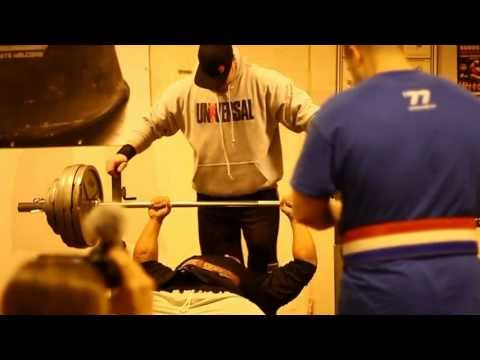 Check out this great video which has been made during the Universal 77 Europe Tour. The location is the legendary Stahlwerk31 gym in Koblenz. In this video you see: David Hoffmann, Antoine...