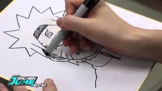 [Shonen Jump Alpha] Famous Mangaka Drawing [HD]
