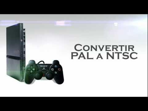 Convierte tus Juegos PS2 de PAL a NTSC