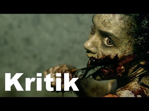 EVIL DEAD - Kritik inkl. Filmszene Trailer Deutsch German