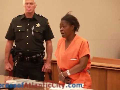 Stabbing Suspect in Court