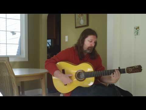 Bulerias Compas on Ethan Deutsch Blanca - Jason McGuire