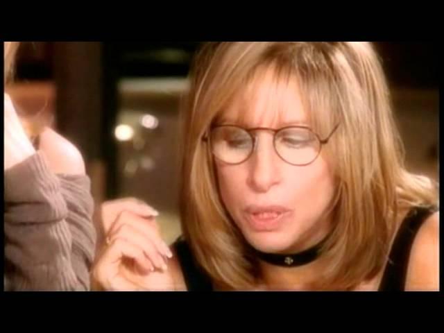 CГline Dion amp Barbra Streisand - Tell Him 1997 HD