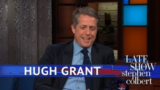 Hugh Grant: England Had Its Own O.J. Simpson Sized Trial