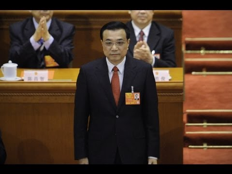 Li Keqiang named Premier; European Parliament Urges True Reform - NTD China News, March 15, 2013