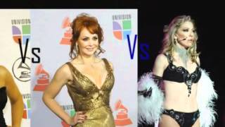 Lucero Vs Edith Vs Gaby