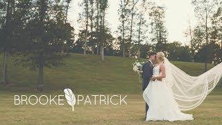 High school sweethearts, groom cries   Arkansas wedding video