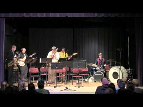 "TMC Jazz Combo ""Sister Sadie"" @ Truett-McConnell College"
