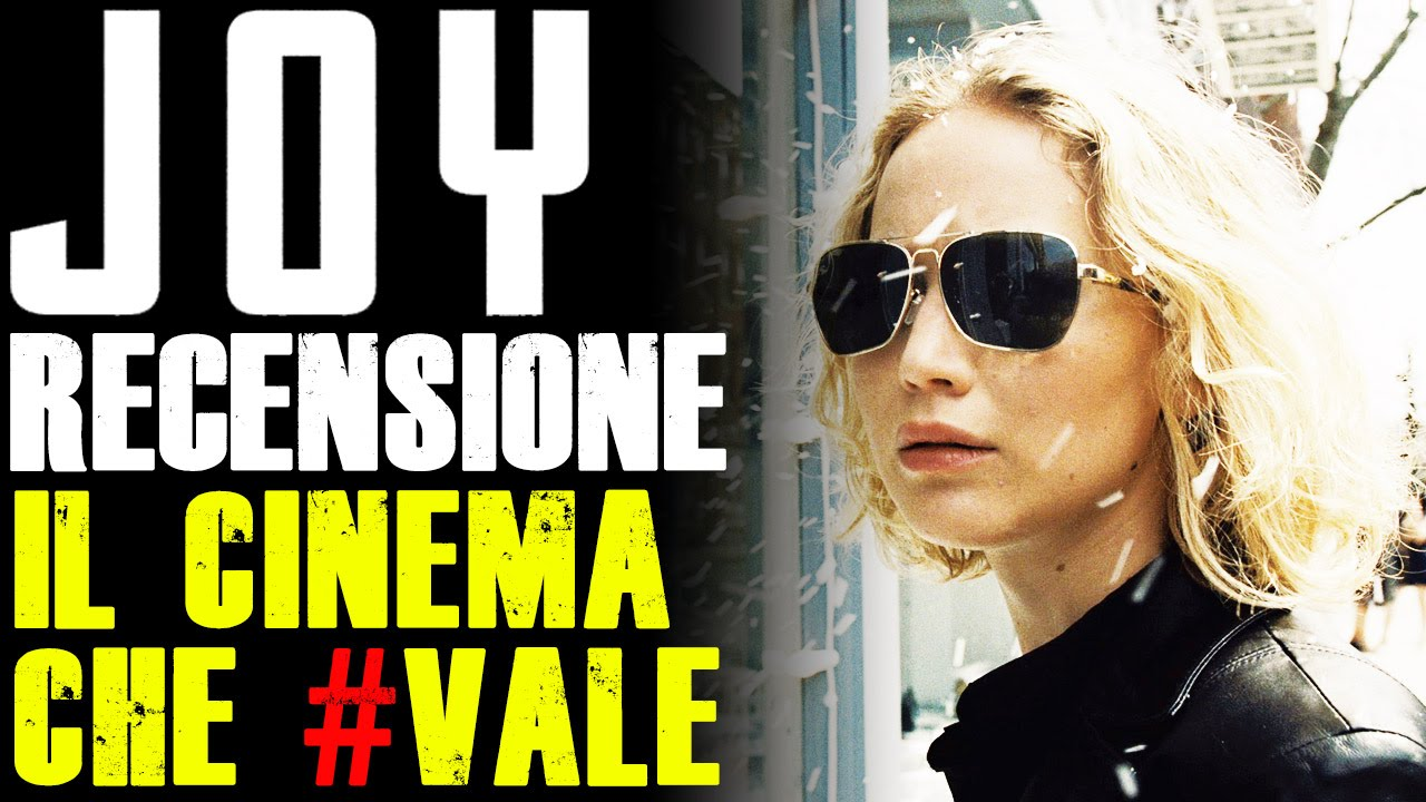 Joy Recensione - Il cinema che #Vale [HD]