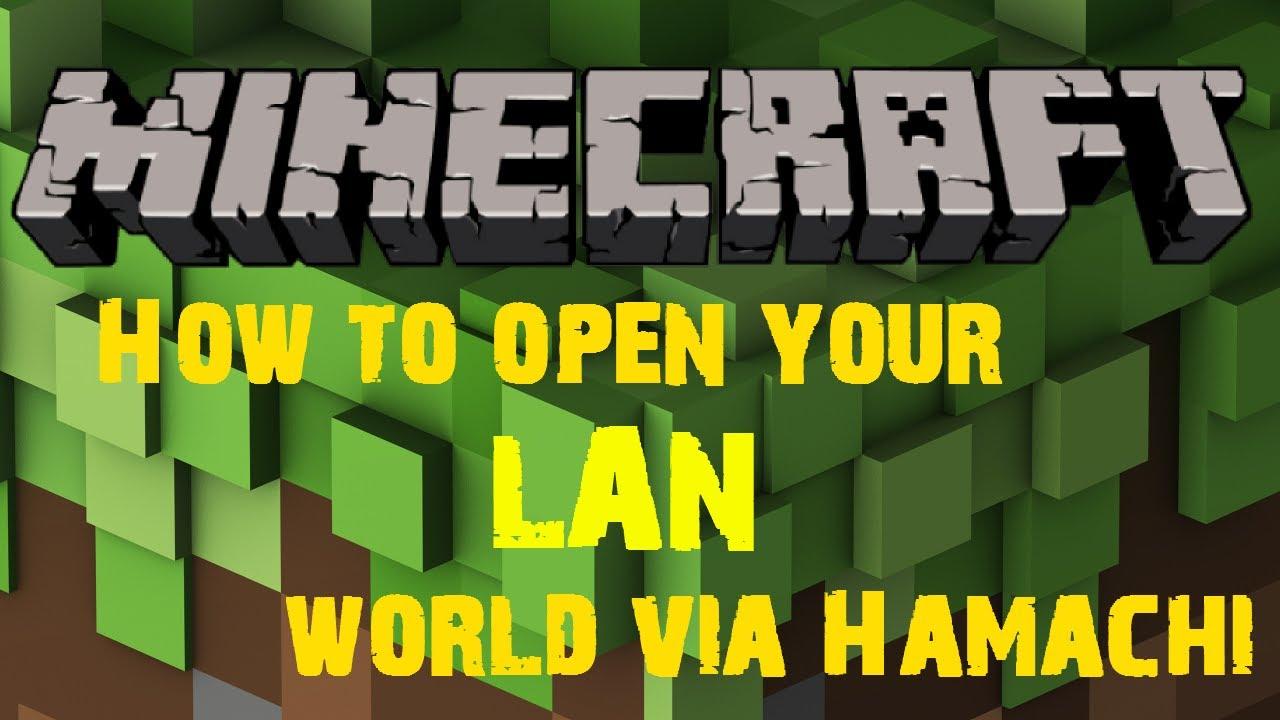 how to fix lan minecraft
