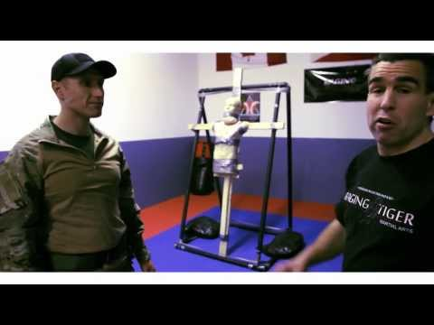 Sean Tyler: Raging Tiger Martial Arts and Ryan use the Kbit for LE Applications