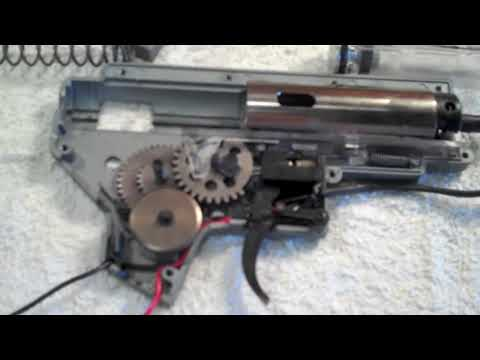 VFC M4 Series gearbox review