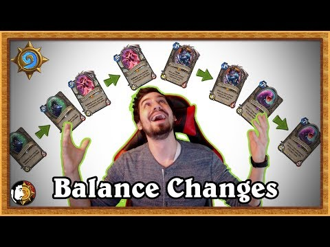 Hearthstone: Patches, Raza, Creeper & Bonemare Nerf - Upcoming Balance Changes