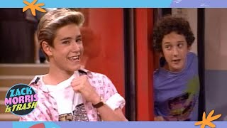 The Time Zack Morris Got His Friend Struck By Lightning Then Exploited Him