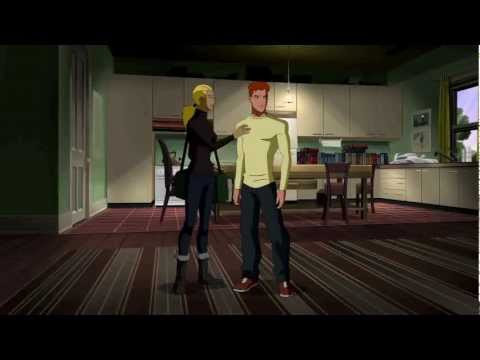 Young Justice-Depths Clip 1