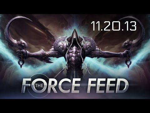 Force Feed - D3 RoS Beta. ESO Invites. Xbox One Reviews