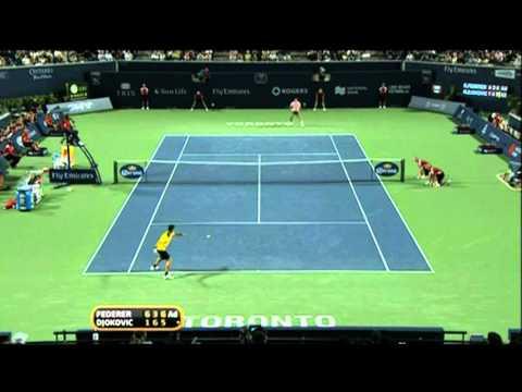 2010 Olympus 全米オープン Series Recap: Week 4 (ロジャーs Masters)