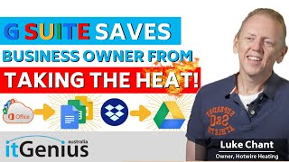G Suite Simplifies Business Systems & Software | Hotwire Heating Customer Story